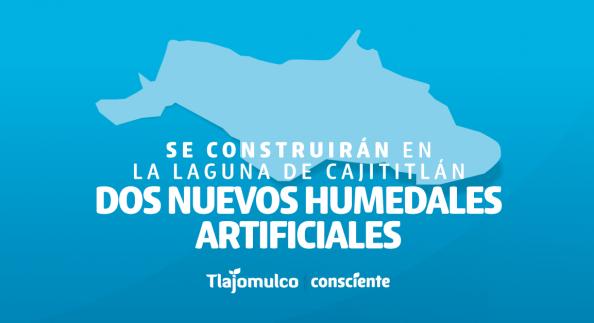 Se construir n en la laguna de cajititl n dos nuevos for Lagunas artificiales construccion